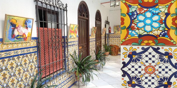 The History And Art Of Spanish Ceramic Tiles Spainatm