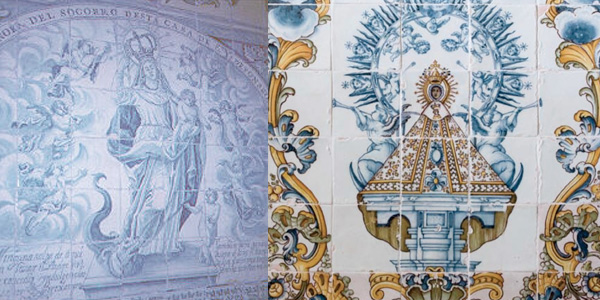 The history and art of Spanish ceramic tiles - SpainatM