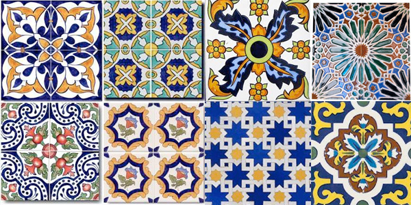 Spanish Ceramics Downfall Continued Into The 17th Century Nevertheless It Is Noted That Some Of Highest Quality And Artistic Tile Art Was Made During
