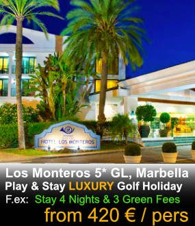 Los Monteros Spa & Golf Hotel